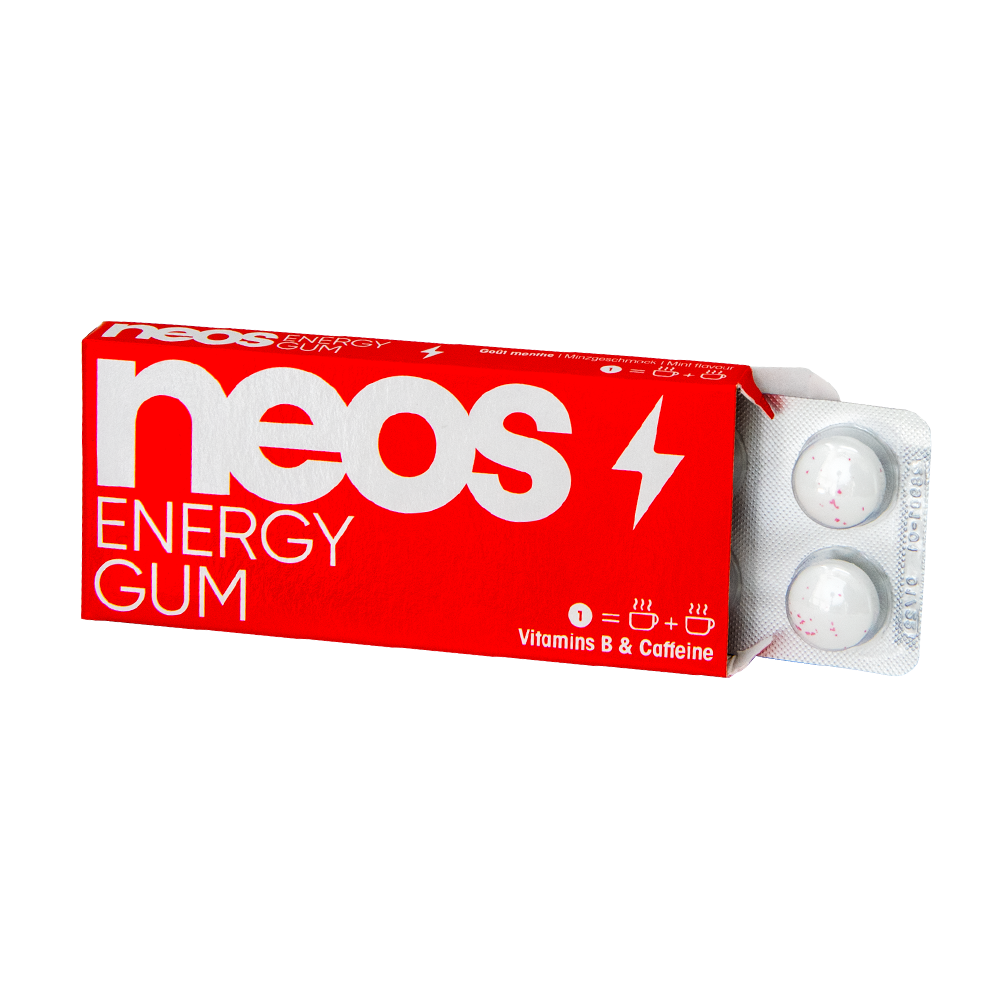 Neos Best Energy Gum